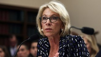 18 States Sue Betsy DeVos For Pausing Predatory Student Loan Relief