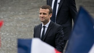 Macron Can't Shake The Scandals Of French Politics