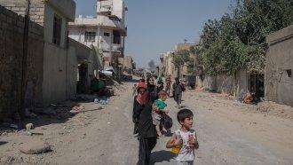 Mosul's Next Battle: Rebuilding A Ruined City