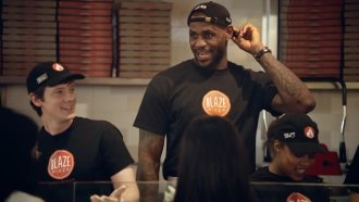LeBron James' Pizza Joint Is The Fastest-Growing Fast-Food Chain Ever