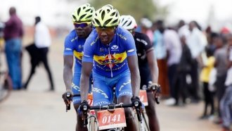 An All-Black African Team Is Trying To Make A First In Cycling