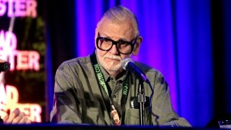 Horror Movie Legend George Romero Dies At 77