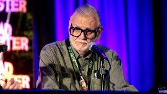 Horror Movie Legend George Romero Dies At 77
