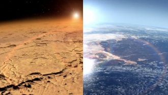 How We Could Make Mars A Livable Planet