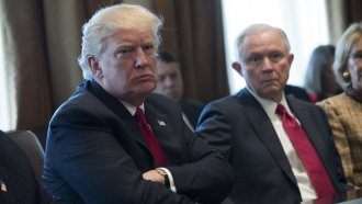 Trump Says Jeff Sessions' Recusal From Russia Probe 'Unfair' To Him
