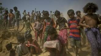 Rohingya Refugees Flee Myanmar For Bangladesh But Still Face Issues
