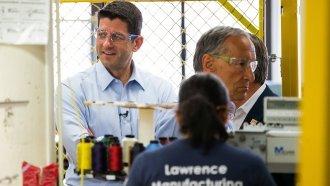Paul Ryan Thinks Tax Reform Will Be A Win Despite Health Care Losses