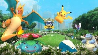 Pokémon Go Fest Didn't Really Go Well