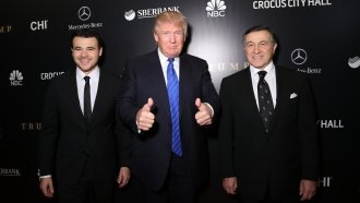 Trump Team's Ties To Russian Oligarchs Come Under Scrutiny