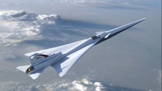 NASA Is Trying To Get Supersonic Commercial Flight Off The Ground