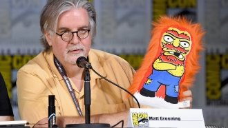 The Creator Of 'The Simpsons' Has A New Cartoon Coming To Netflix
