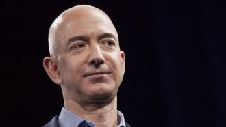 For The First Time, Jeff Bezos Became Forbes' Richest Person