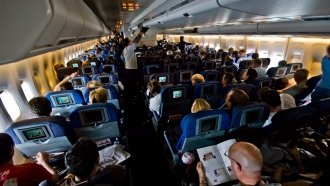 The Case Of The 'Incredible Shrinking Airline Seat' Goes To Court