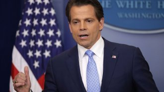 Anthony Scaramucci Is Leaving White House Communications Role
