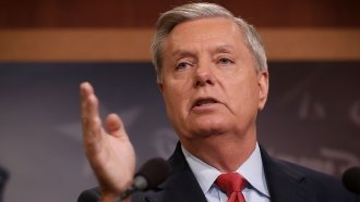Graham Says Military Action Against North Korea Might Be 'Inevitable'