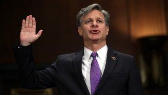 Senate Confirms Christopher Wray As New FBI Director