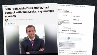 Fox News Hit With Lawsuit Over Retracted Seth Rich Story