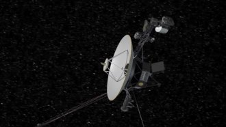 Voyager Spacecraft To Celebrate 40 Years In Space