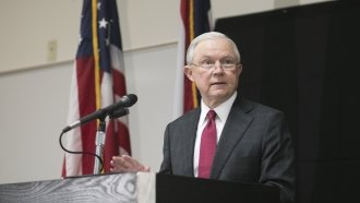 Sessions Creates Unit To Go After Doctors, Pharmacies Pushing Opioids