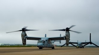 US Military Ends Search For 3 Missing Marines After Aircraft 'Mishap'