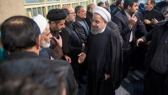 Iran's President Says New US Sanctions Undermine Nuclear Deal