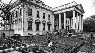 New White House Renovations Are Tiny Compared To Others In The Past