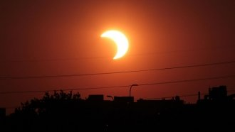 How An Eclipse Messes With Our Weather And The Power Grid