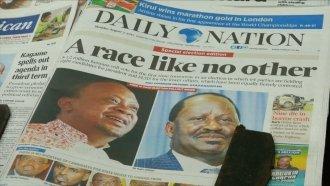 Violent Incidents Cast A Dark Cloud Over Kenya's Upcoming Election