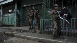 The US Could Be Considering Airstrikes Against ISIS In The Philippines