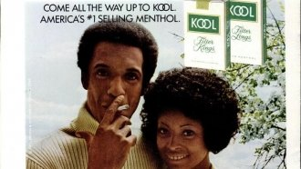 Menthol Cigarettes' Hidden Link To Black Americans