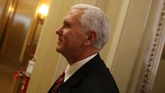 Pence Hiring His New Chief Of Staff Suggests He's Looking Past Veep