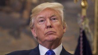 Trump Tells Guam Amid North Korea Tensions: 'You Are Safe'