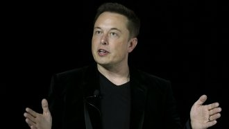 Elon Musk Says AI Poses More Risk Than North Korea