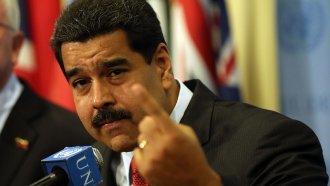 Venezuelan President Uses Trump Threats To Galvanize His People