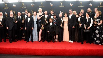 Police Arrest 4 In Connection With 'Game Of Thrones' Leak