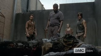 Team Behind 'The Walking Dead' Sues Network For Not Paying Enough