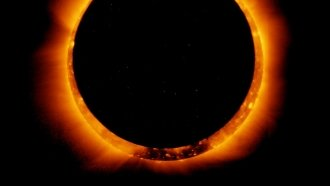 There's Only One Real Danger During A Total Solar Eclipse