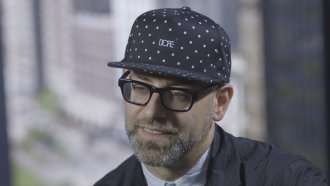 Chance The Rapper's 'Artistic Father' Kevin Coval Empowers Young Poets