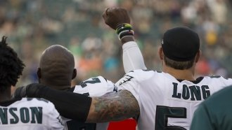 2 Philadelphia Eagles Players Offer New Twist On Anthem Protests