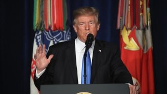 How Afghanistan Reacted To Trump's Military Plans For The Country