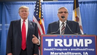 Lawmakers And Others React To Trump's Pardon Of Joe Arpaio