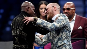 Mayweather Made At Least 3 Times More Than McGregor For 'Money Fight'