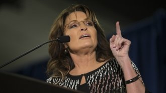 Judge Dismisses Sarah Palin's Defamation Suit Against New York Times