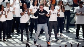 Logic's VMA Spotlight On Suicide Hotlines Prompted More Calls
