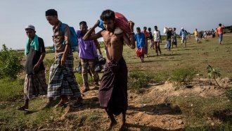Violence In Myanmar Forces UN To Pause Food Assistance Program