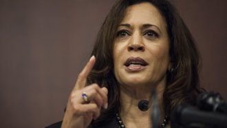 Democratic 'Rising Star' Harris Will Back Sanders' Health Care Bill