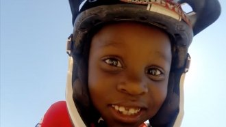 A 6-Year-Old Girl Is Taking On The BMX World