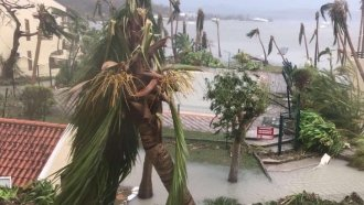 Hurricane Irma Pummels The Caribbean; Florida Could Be Next