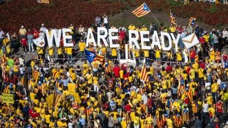 A Region In Spain Took A Step Toward Secession