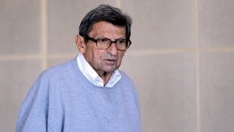 Report Questions When Joe Paterno Learned About Sex Abuse Allegations